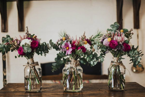 POP Floristry Melbourne Bridesmaids Bouquets