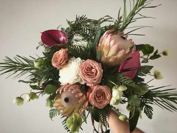 POP Floristry Melbourne Wedding Florist Bouquet