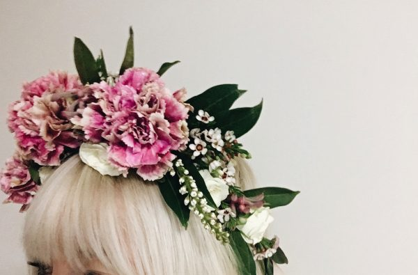 POP Floristry Melbourne Flower Crown